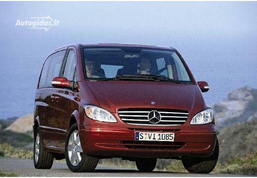Mercedes-Benz Viano 2007-2010