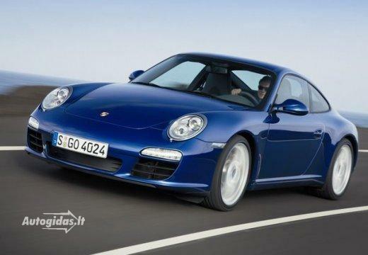 Porsche 911 2010-2011