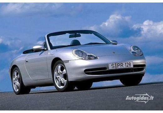 Porsche 911 1998-2001