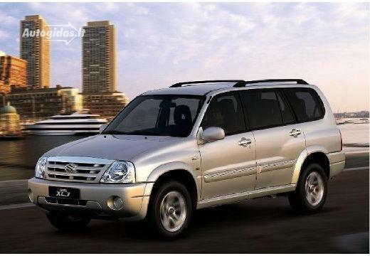 Suzuki Vitara 2003-2005