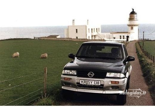 Ssangyong MUSSO 1996-1998