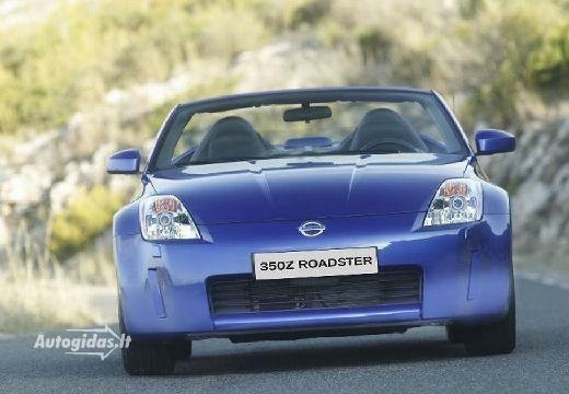 Nissan 350 Z 2007-2009