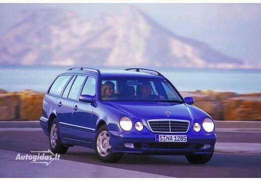 Mercedes-Benz E 240 2000-2002