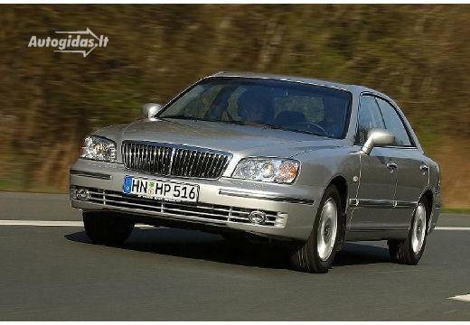 Hyundai XG 30 2003-2005