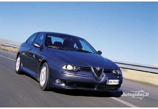 Alfa-Romeo 156 2003-2005