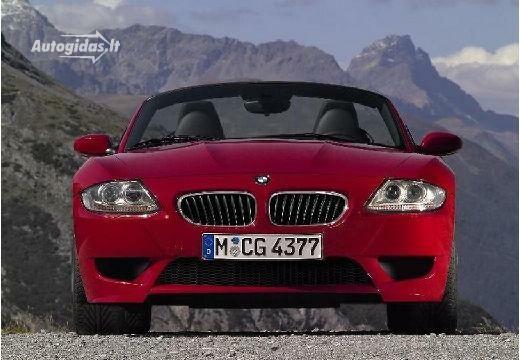 BMW Z4 M 2006-2008