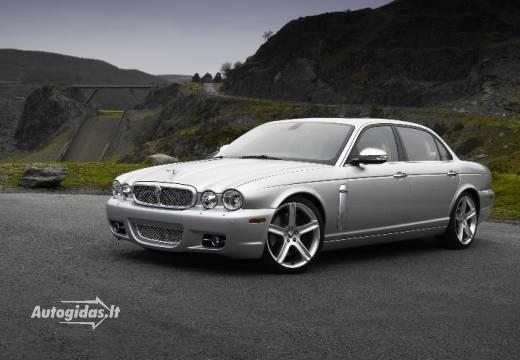 Jaguar XJ 2007-2008