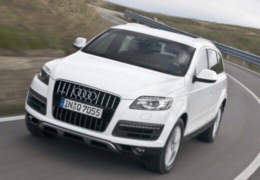 Audi Q7 2009-2010