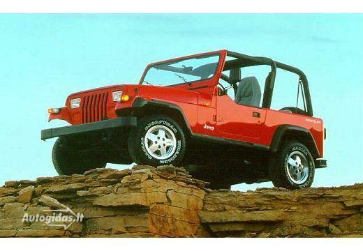 Jeep Wrangler 1996-1998