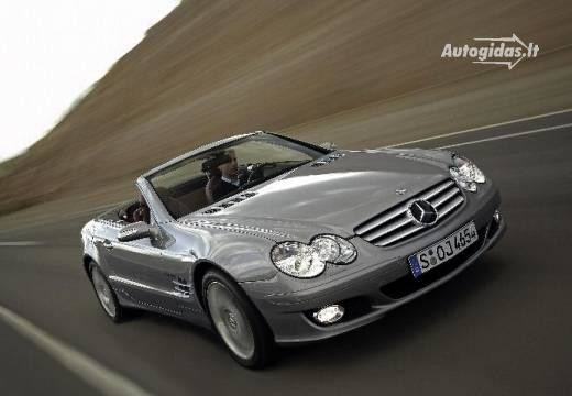 Mercedes-Benz SL 500 2006-2008