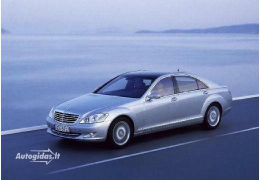 Mercedes-Benz S 500 2006-2009