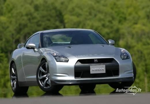 Nissan GT-R 2008-2010