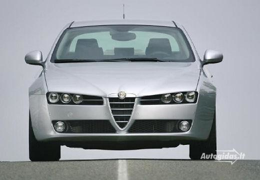 Alfa Romeo 159 2008-2010