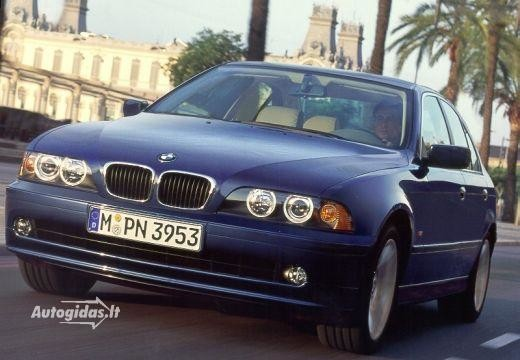 BMW 540 2000-2003