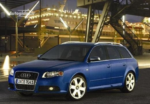 Audi A4 2005-2008