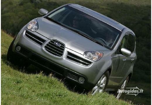 Subaru Tribeca 2006-2007