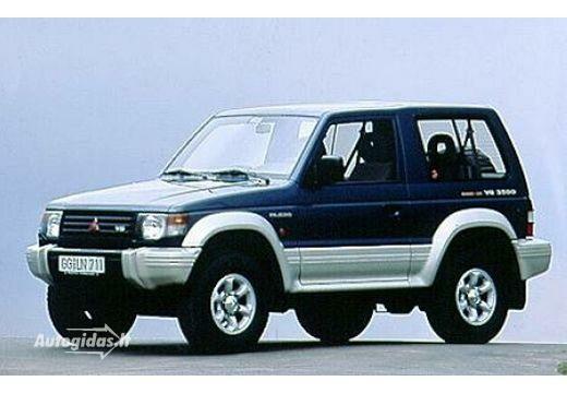 Mitsubishi Pajero 1998-2000