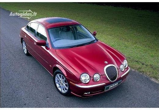 Jaguar S-Type 1999-2002