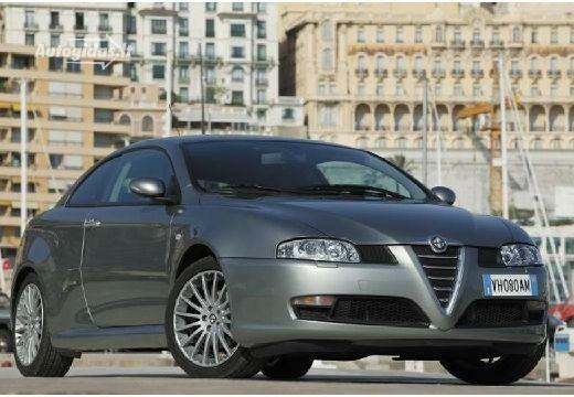 Alfa Romeo GT 2004-2007