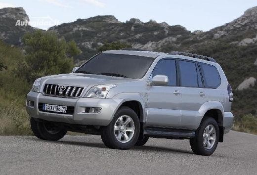 Toyota Land Cruiser 2007-2009