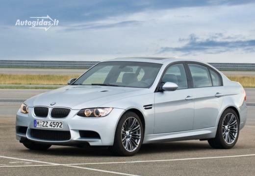 BMW M3 2009-2013