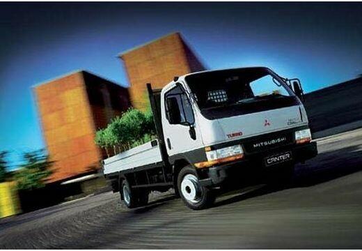 Mitsubishi Canter 2001-2002