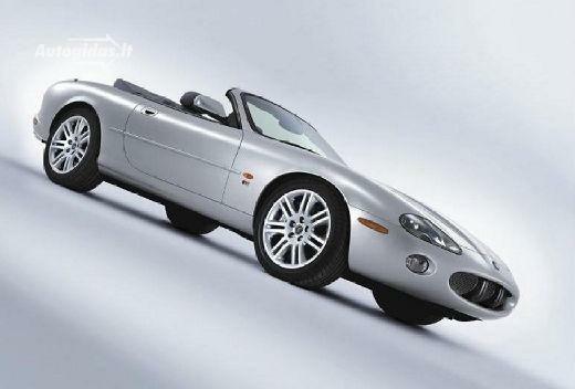 Jaguar XK8 2002-2004