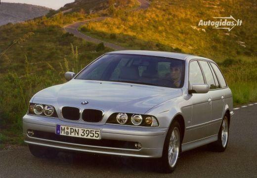 BMW 540 2000-2004