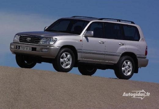 Toyota Land Cruiser 2004-2007
