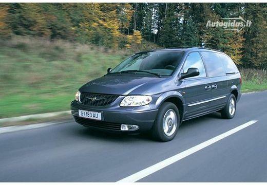 Chrysler Voyager 2001-2003