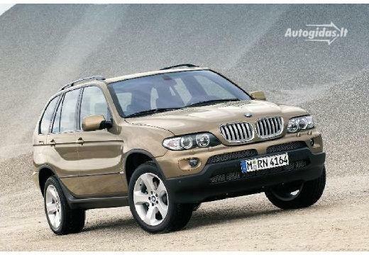 BMW X5 2003-2006