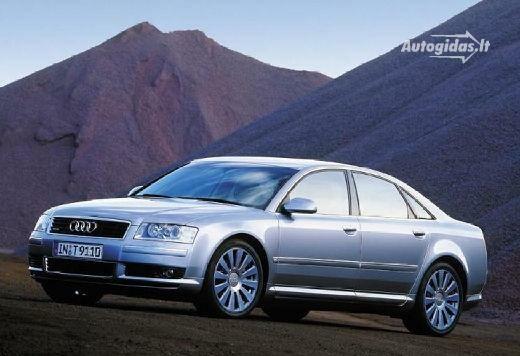 Audi A8 2002-2005