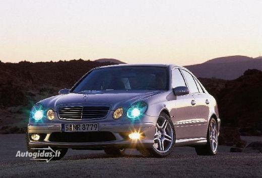 Mercedes-Benz E 55 AMG 2002-2006