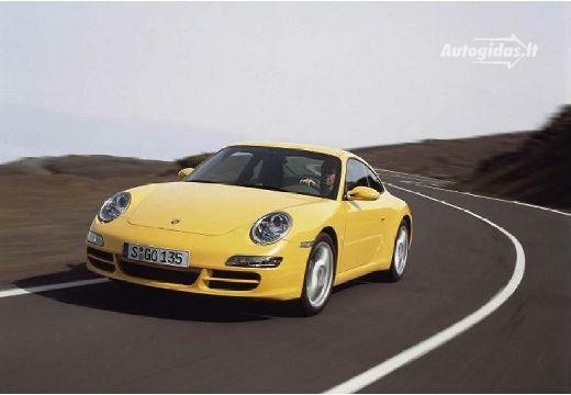 Porsche 911 2004-2005