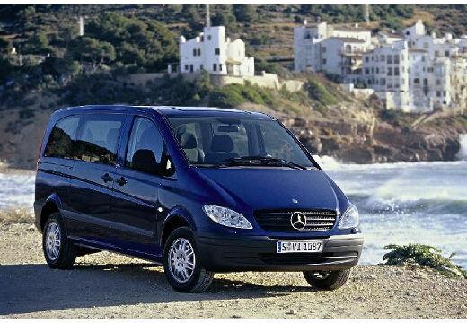Mercedes-Benz Vito 2004-2007