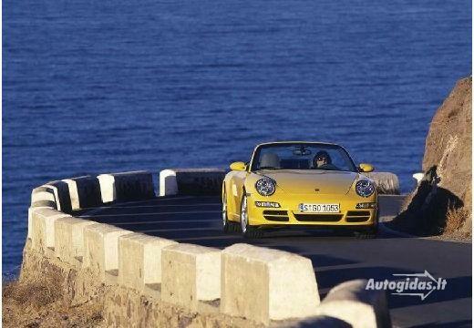 Porsche 911 2007-2009
