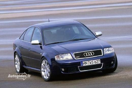Audi A6 2002-2004