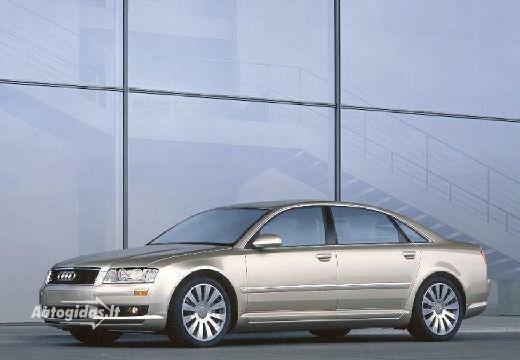 Audi A8 2004-2005