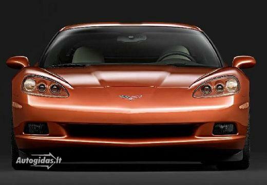 Chevrolet Corvette 2005-2010