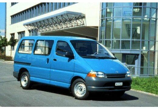 Toyota Hiace 1999-2001