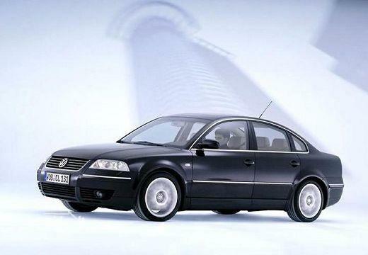 Volkswagen Passat 2001-2004