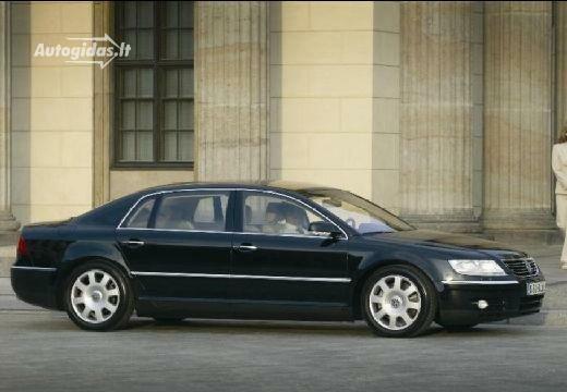 Volkswagen Phaeton 2006-2008