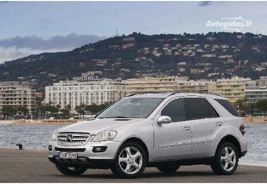 Mercedes-Benz ML 500 2007-2008