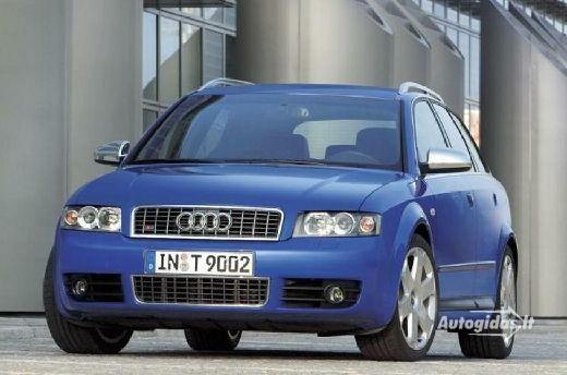 Audi A4 2003-2005