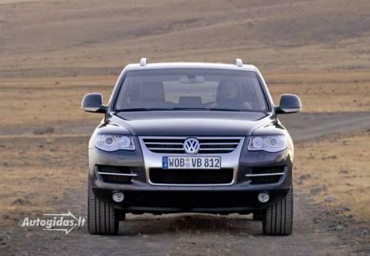 Volkswagen Touareg 2009-2010