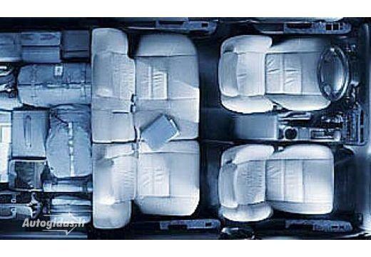 Nissan Pathfinder 1998-1999