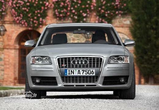 Audi A8 2006-2007