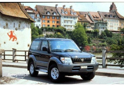 Toyota Land Cruiser 1996-2003