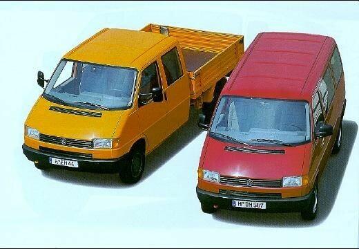 Volkswagen Transporter 2000-2001