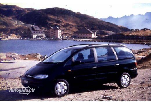 Ford Galaxy 1996-1998